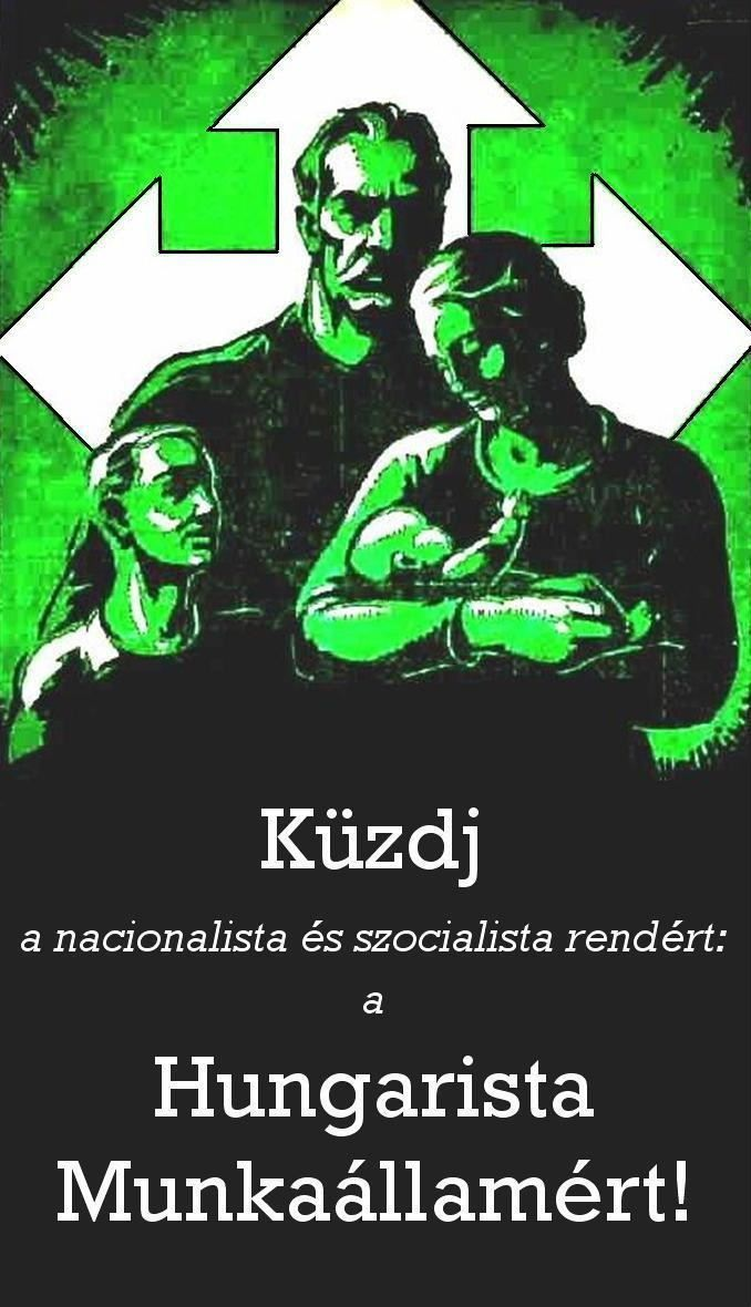 hungarista idézetek Hungarizmus, Szálasi Ferenc,